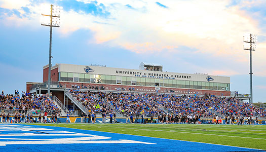 University of Nebraska at Kearney Cope Stadium
