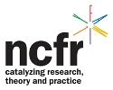 NCFR logo: catalyzing research, theory and practice