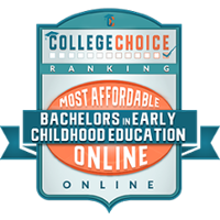 College Choice Most Affordable Bachelors in Early Childhood Education Online