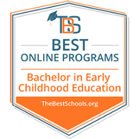 Best Online Bachelor's in Early Childhood Education 2019 - Ranked 18th