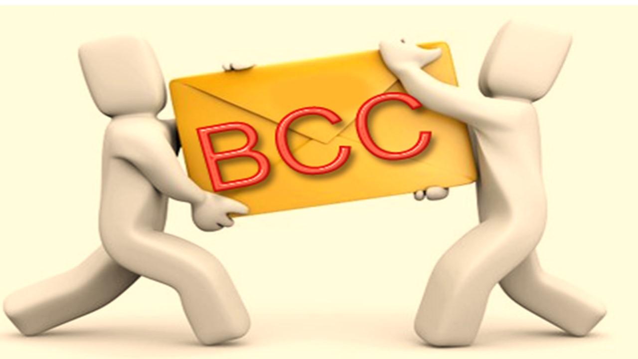 BLIND CARBON COPY - BCC OFFICE 365