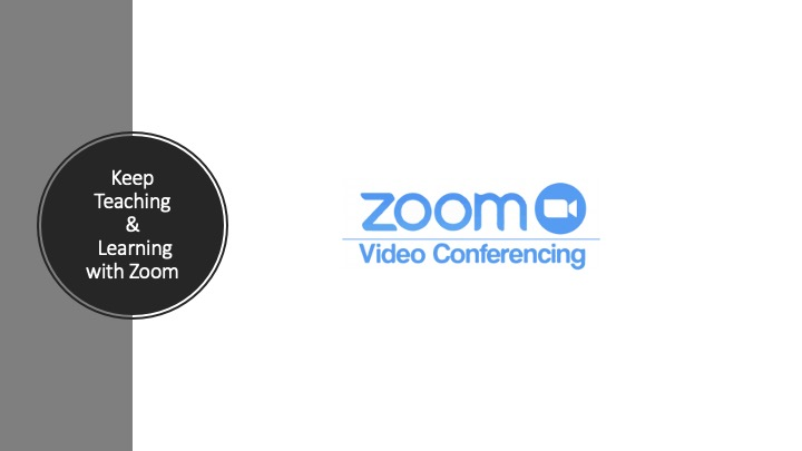 Zoom Webinars, Workshops, Tutorials & Documents for faculty & students