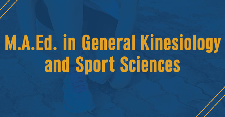 UNK Launches Online or Blended M.A.Ed. in General Kinesiology and Sport Sciences