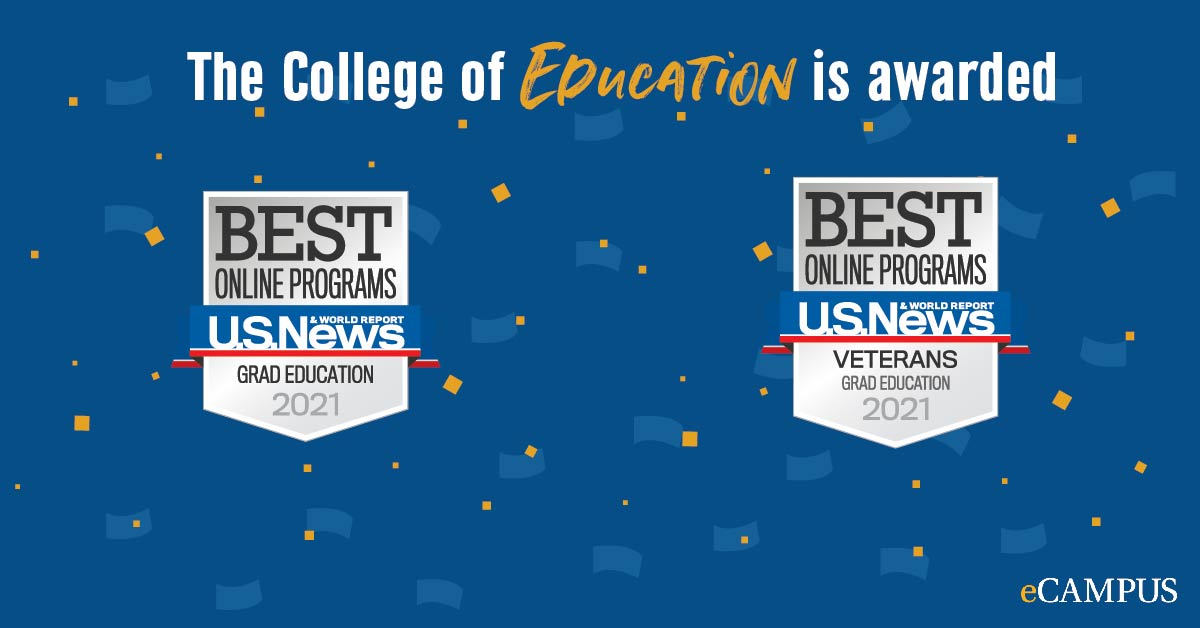 Accessible, Engaging, Ranked: UNK Listed Among Nation's Best Online Graduate Education Programs