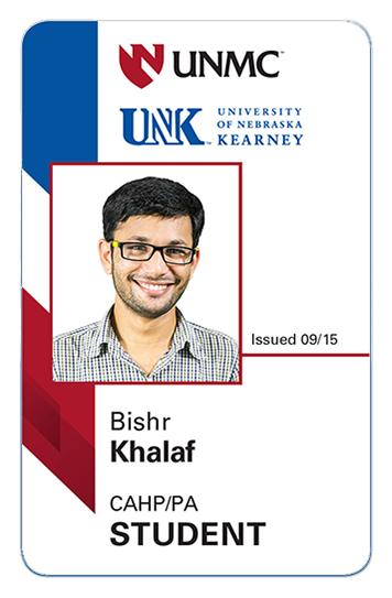 UNMC/UNK ID Card
