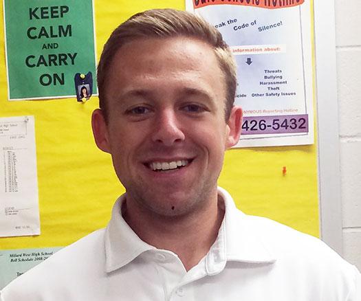 Zach Wayman