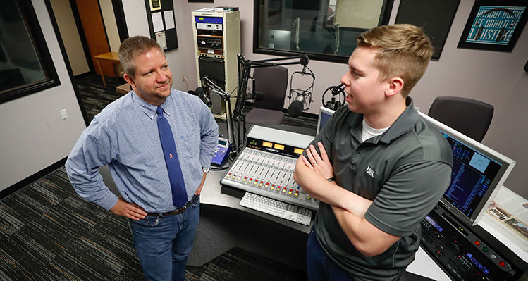 KLPR 91 1 FM Loper Radio | Communication | University of