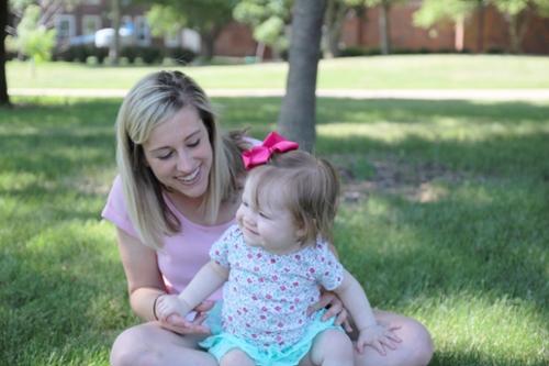 Balancing a Family, Career, and Education Photo