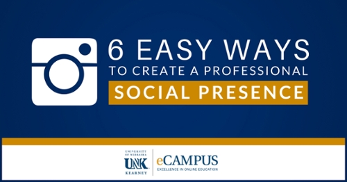 6 Easy Ways to Create a Professional Social Presence Photo
