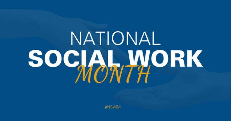 Celebrating Social Work Month Photo